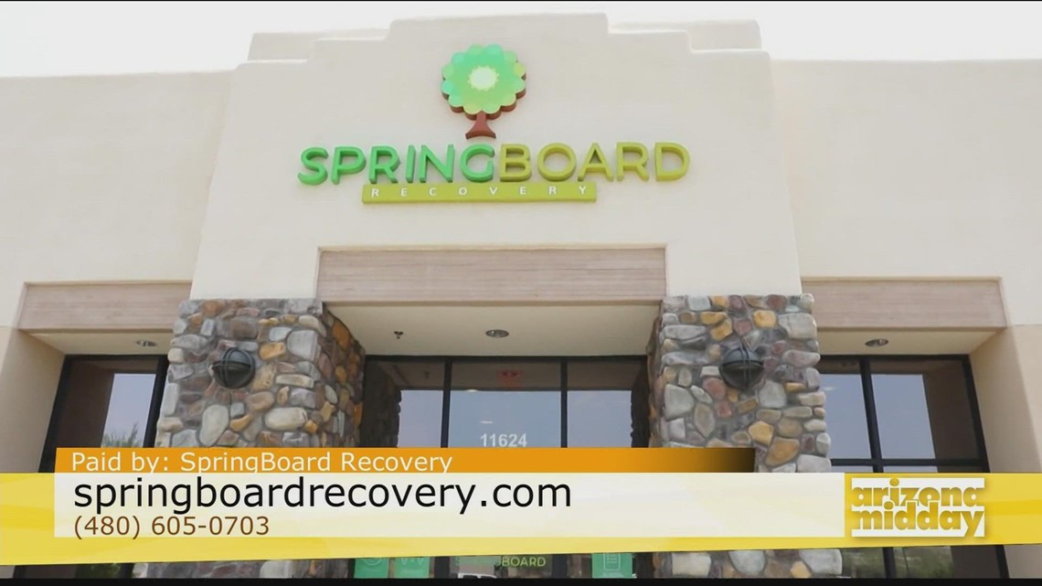 National Recovery Month with SpringBoard Recovery