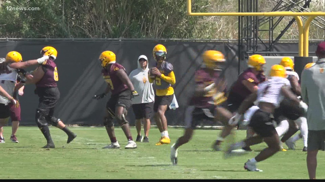 Sun Devil football preps for the fall season with anticipation from players, coaches