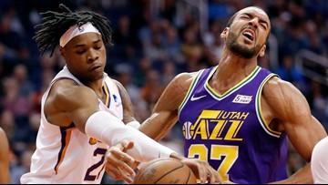 Phoenix Suns' Richaun Holmes arrested in Florida for marijuana possession
