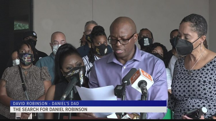 Daniel Robinson's family demands urgent police response months after his disappearance