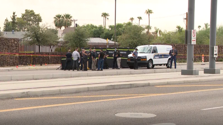 Police investigating possible relation between homicide and armed robbery incident in Phoenix