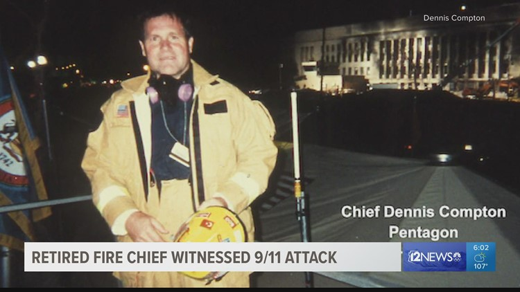 Former Mesa Fire Chief witnessed 9/11 Pentagon attack