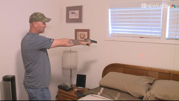 'I thought I was going to have to drop someone in my house': Homeowner describes home invasion