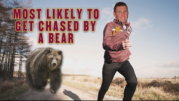 Camp T Superlatives: Most Likely to Get Chased By a Bear