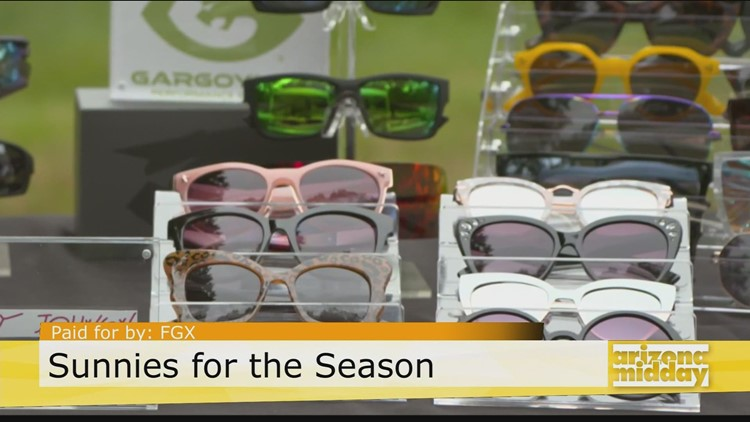 Sunnies for the Season with FGX International