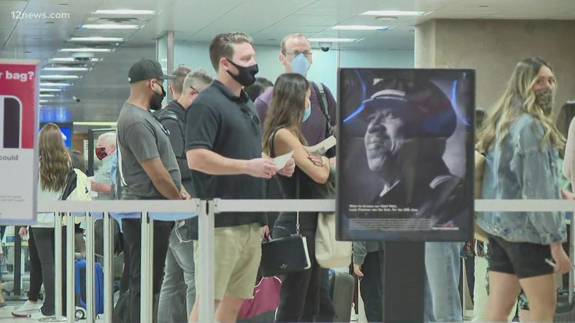 CDC tweaking its travel guidance ahead of the holiday season