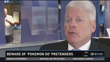 "Beware of 'Pokemon Go"" pretenders"
