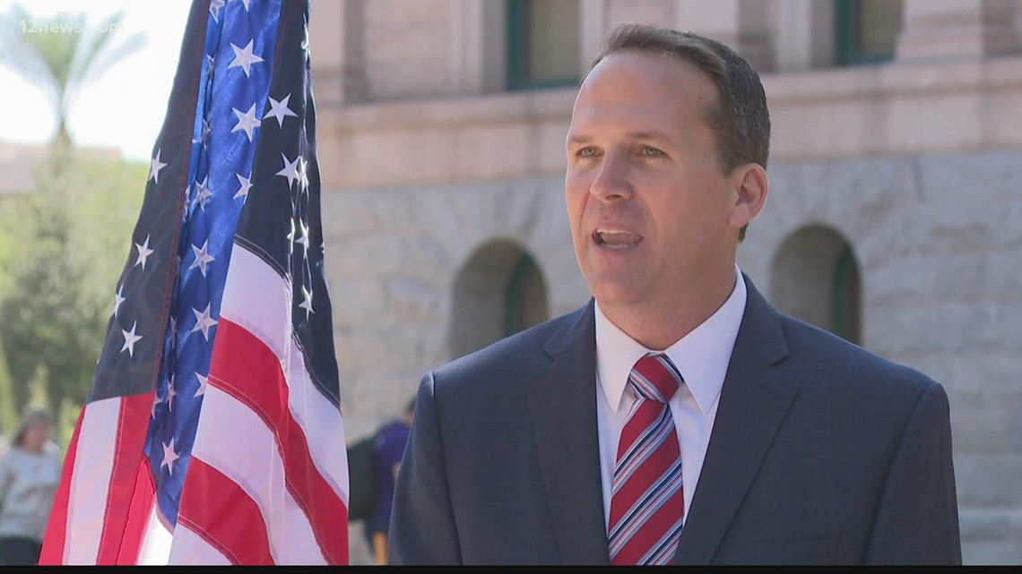 Justin Olson becomes fifth GOP candidate to announce run for Arizona's U.S. Senate seat