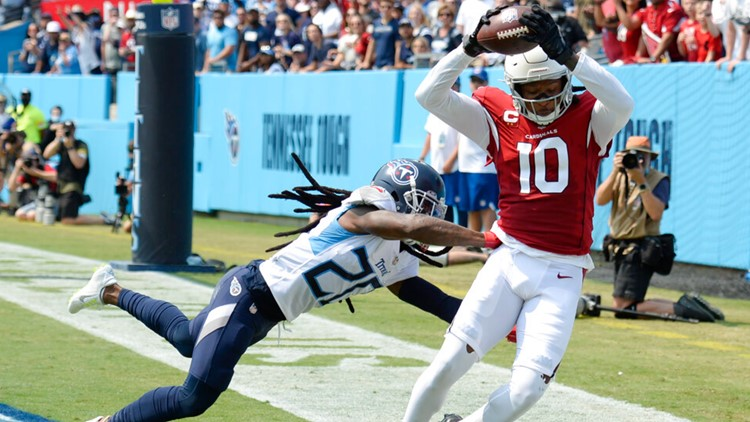 VOTE: How many touchdowns will the Cardinals score on Sunday?