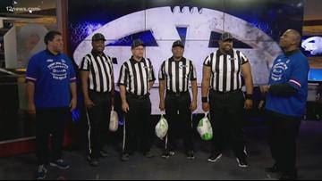 Referee Turkeys