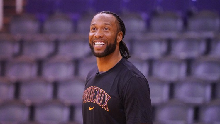 Larry Fitzgerald buys a minority stake of the Phoenix Suns