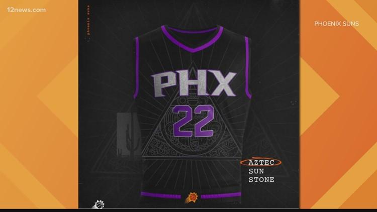 Phoenix Suns release new Aztec uniform concept