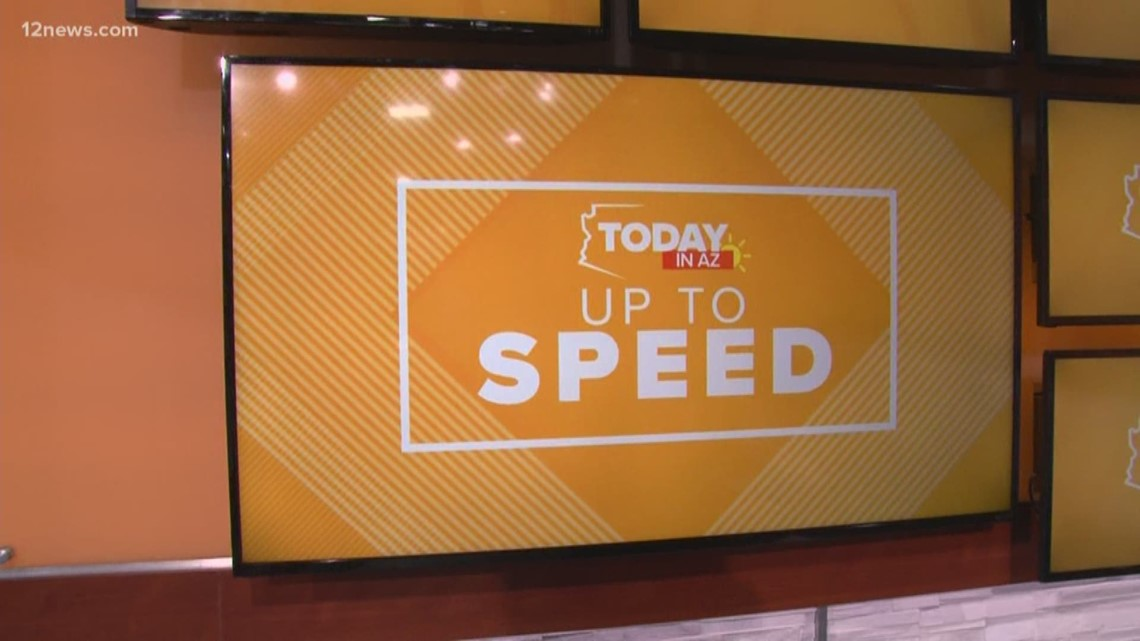 Get 'Up to Speed' on Monday morning