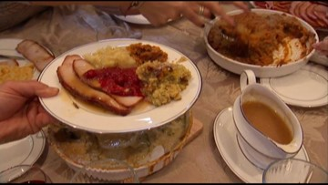 Here's how you can handle those extra Thanksgiving calories