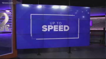 Get 'Up to Speed' on Monday afternoon