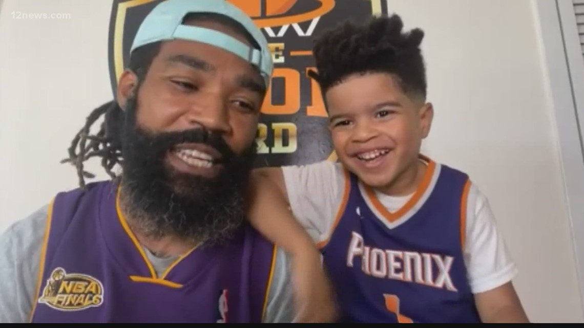 Meet a Valley boy who is known as 'Baby Booker'