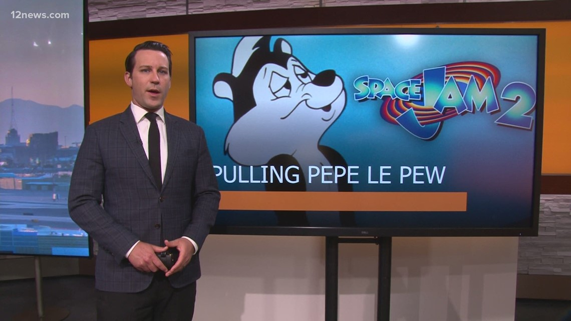 How do you feel about Pepe Le Pew being pulled from
