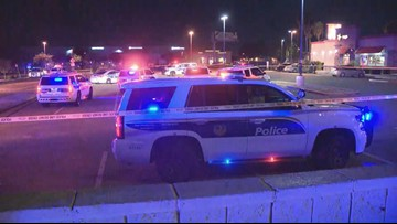 Suspect hospitalized, no officers hurt in shooting in west Phoenix parking lot