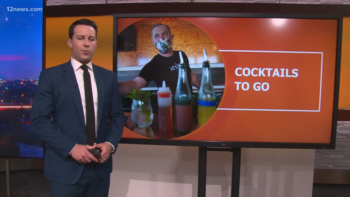 What do you think about Arizona possibly reinstating to-go cocktails?