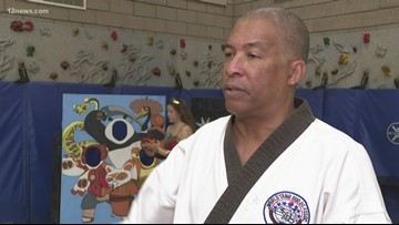 Valley martial arts academy hosts anti-bullying carnival