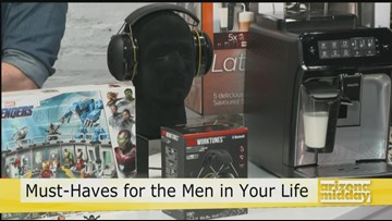 Must Have's For The Men In Your Life