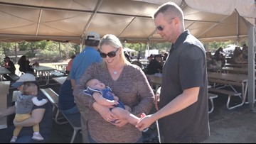 NICU reunion brings together medical teams and babies at Phoenix Zoo