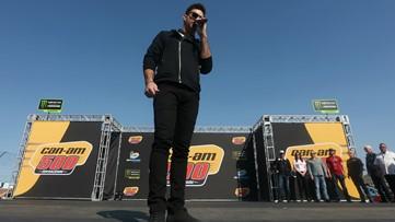 Country star Jake Owen visits Phoenix