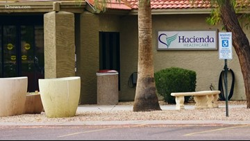 Victim in Hacienda Healthcare scandal was also abused in 2002, lawsuit says