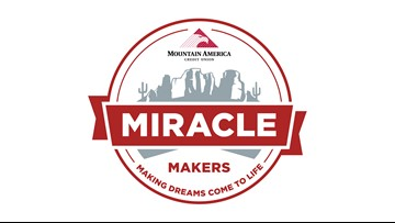Nominate someone for a visit from the Miracle Makers