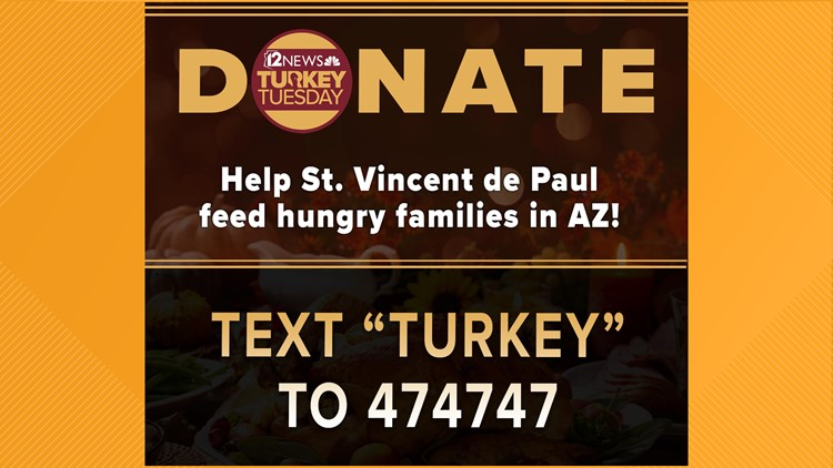 It's Texting Tuesday! Have your donation to St. Vincent de Paul matched