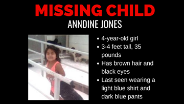 4-year-old girl who wandered from Navajo Nation home still missing