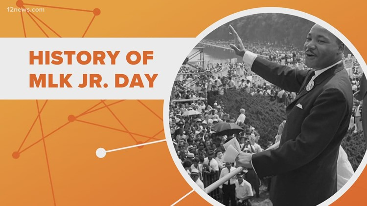 Connect The Dots: Why it took Arizona so long to make MLK Jr. Day a holiday