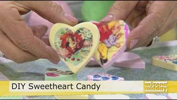 Jan's Homemade Valentine's Heart Candies Recipe