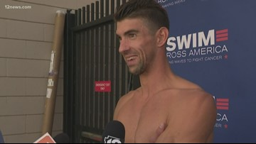 Michael Phelps on life after the Olympics