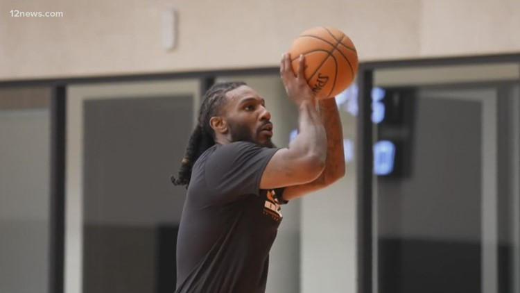 Phoenix Suns' Jae Crowder on the highs and lows of his journey to the Valley