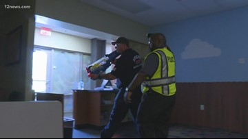 Valley groups hold active shooter training