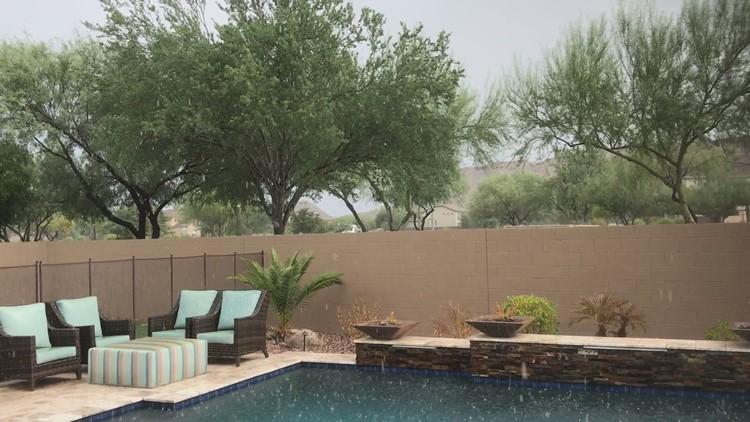 Rain 2 - 51st Ave Happy Valley Phx