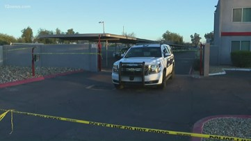 Man showing signs of drug overdose dies in Phoenix police custody