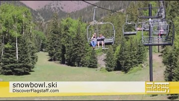 Summer Fun at Flagstaff's Arizona Snowbowl