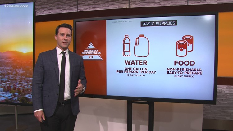 What should you keep in your emergency preparedness kit?