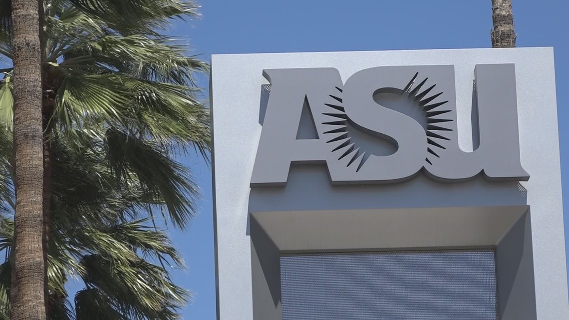 3rd rape reported on ASU campus this year
