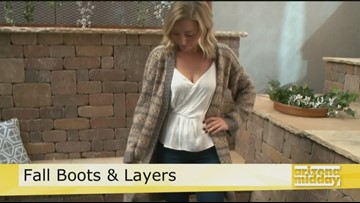 Style Trends: Layer Up