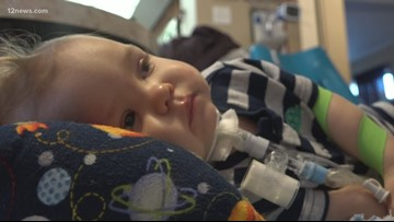 Tempe 1-year-old one of four kids in Arizona diagnosed with AFM in 2018