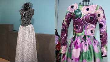 Phoenix Art Museum gifted rare collection created by iconic fashionista Geoffrey Beene