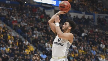 Markus Howard weighing NBA options after first-round NCAA exit