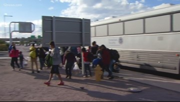 Pastor worried over possibly sick migrants dropped off at Greyhound station