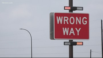 Is Arizona the worst state for wrong-way driver crashes?