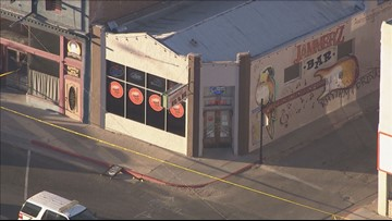 Two dead, two injured in a bar shooting in Globe