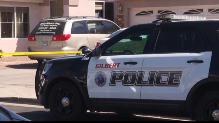Gilbert police to report group home calls to ADHS following murder investigation