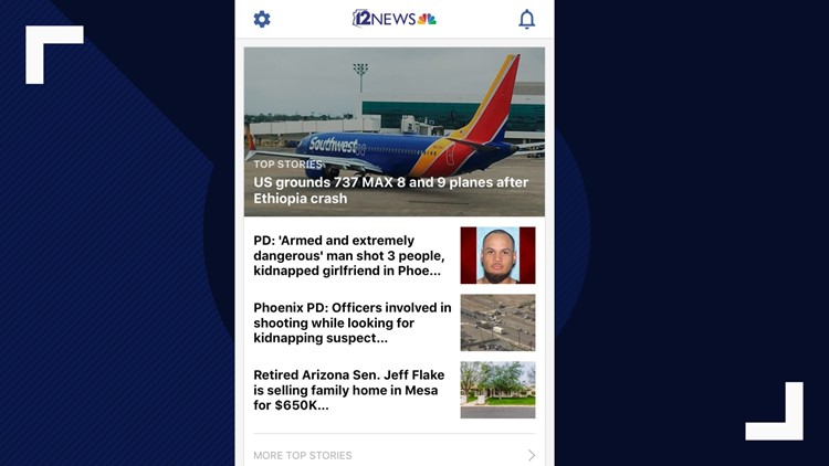 Facebook is down  Download the free 12 News KPNX app for Phoenix
